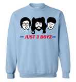 NEW *Exclusive '3 Boyz' Hoodies & Sweaters