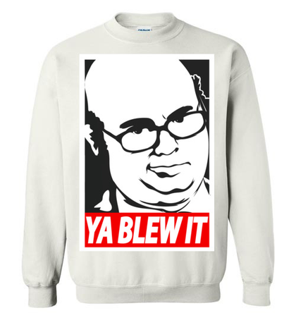 *Limited Release - 'Ya Blew It' Sweater -ONLY 5 LEFT