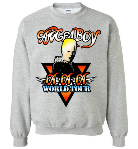 Exclusive 'Fa Fa Fa World Tour' Sweaters & Hoodies!