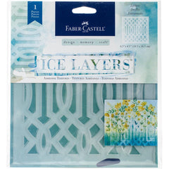Faber Castel Ice Layers