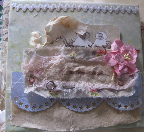 Scrap of Your Life Shabby Portfolio Kit