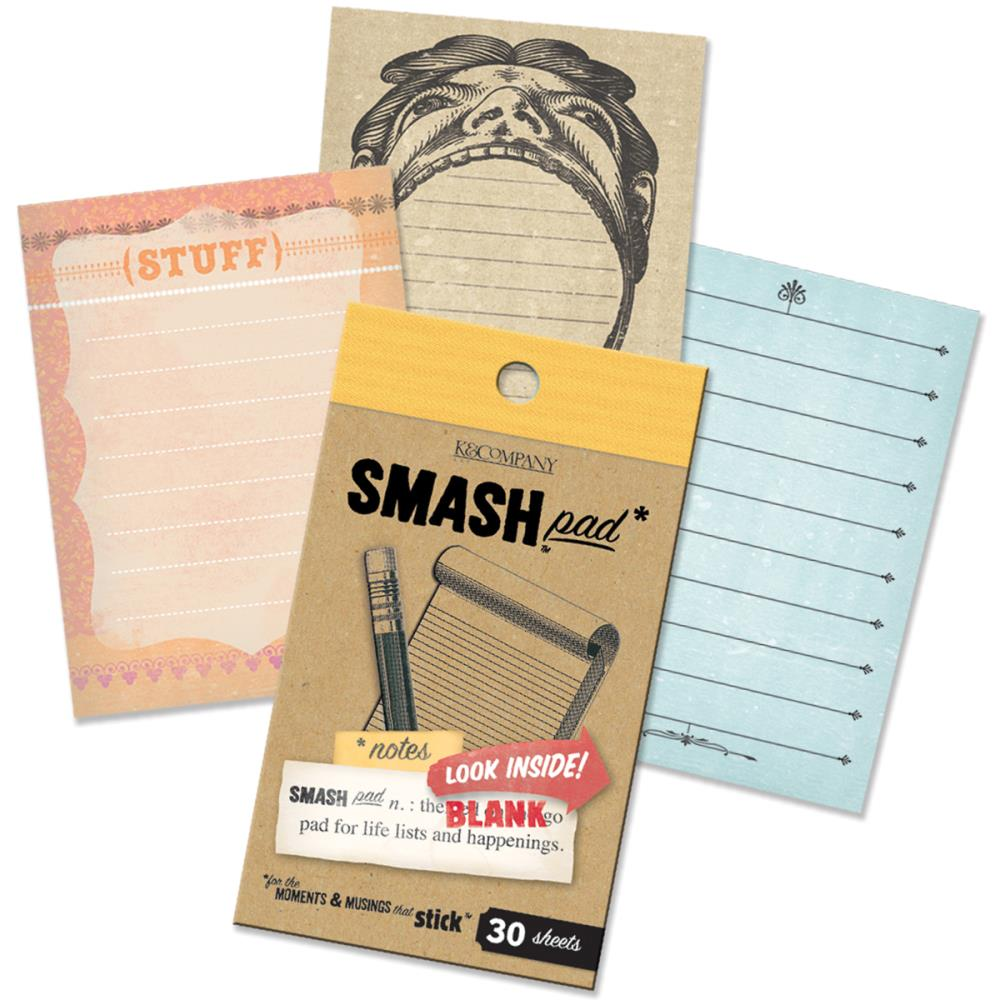 K and Company - SMASH Collection - Pad Blank