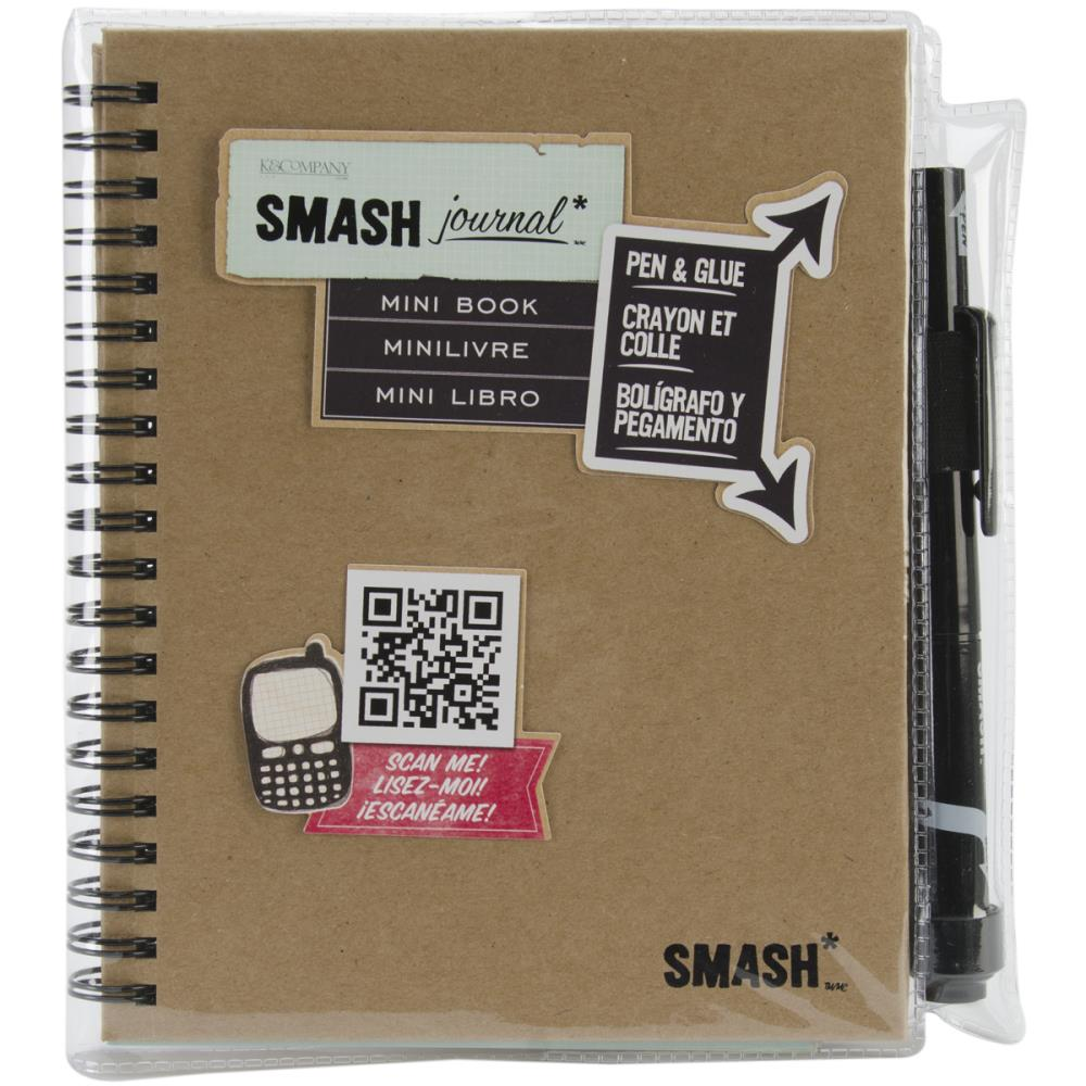 K and Company - SMASH Collection -Mini Book - Scrap Of Your Life