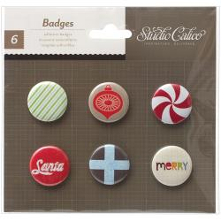 Studio Calico Flair Badges Magical - Scrap Of Your Life