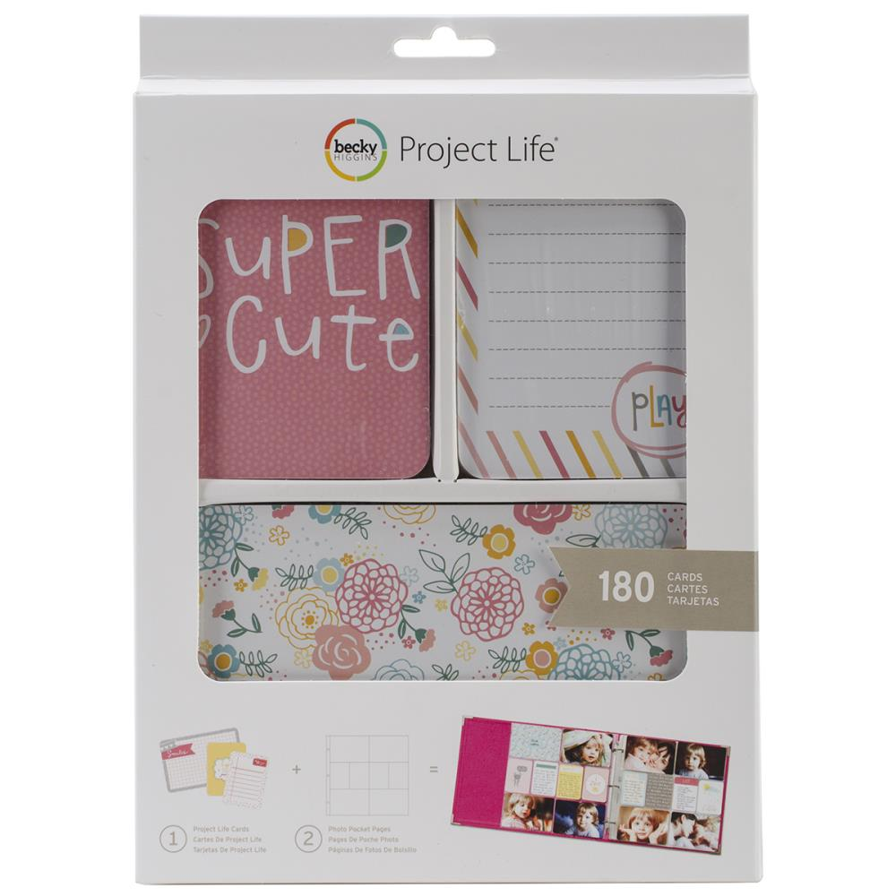 Project Life Value KIt Super Cute