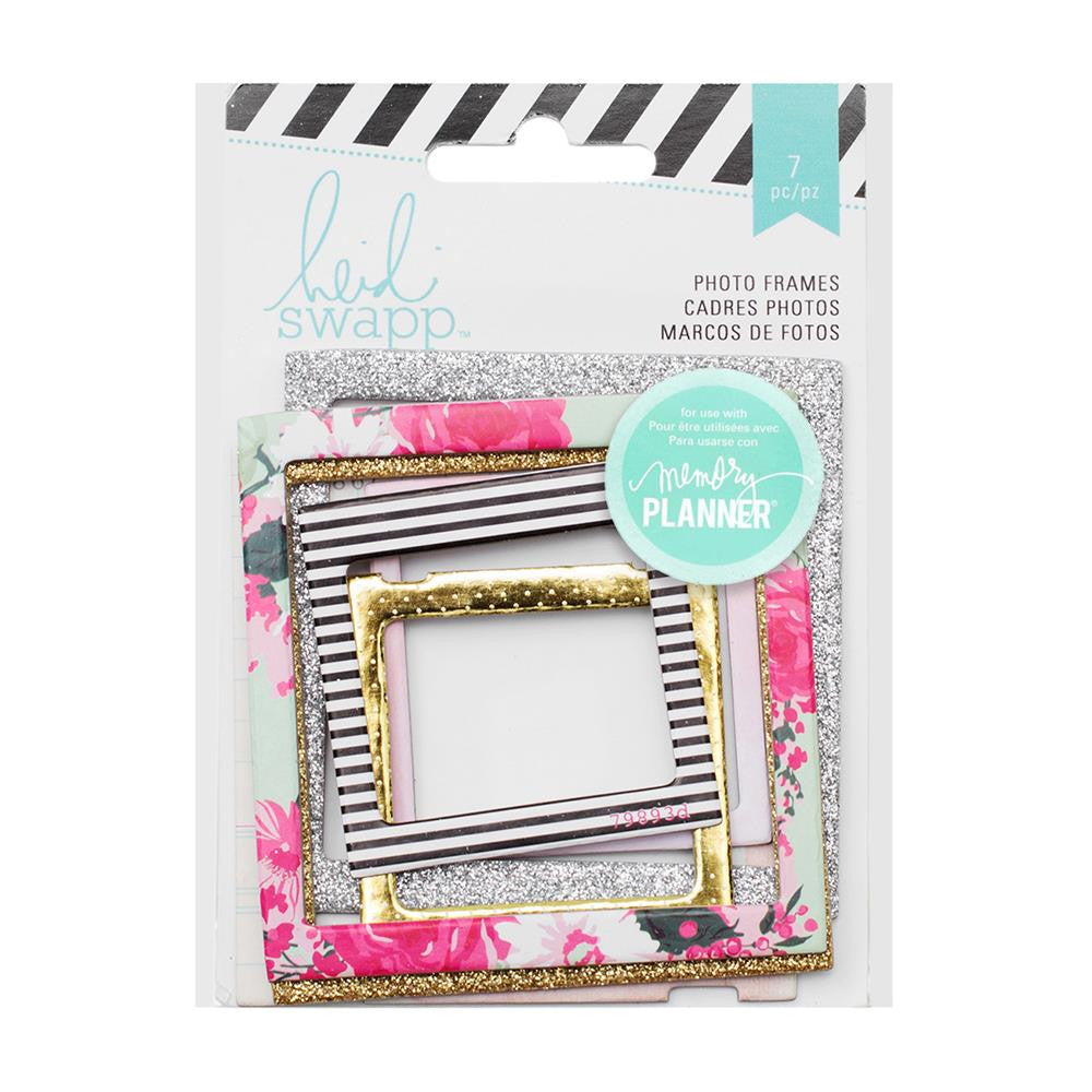 Heidi Swapp Hello Beautiful Embellishments Photo Frames