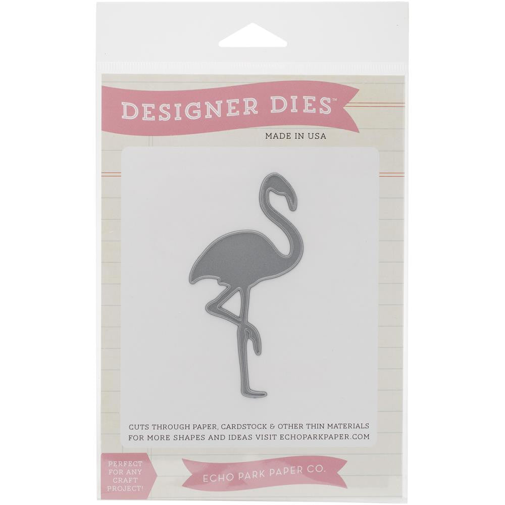 Echo Park Die Flamingo
