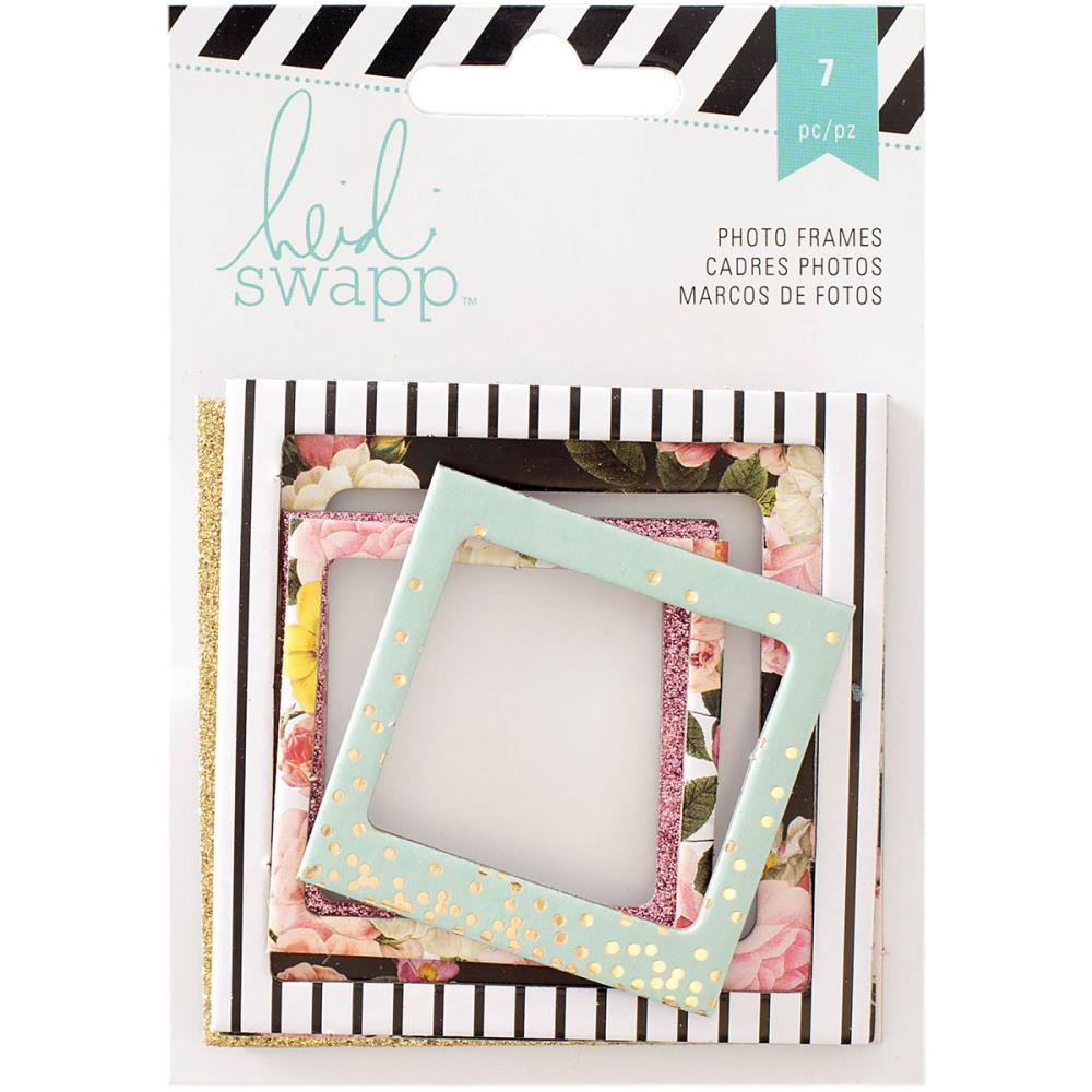 Heidi Swapp-Memory Planner Photo Frames - Scrap Of Your Life