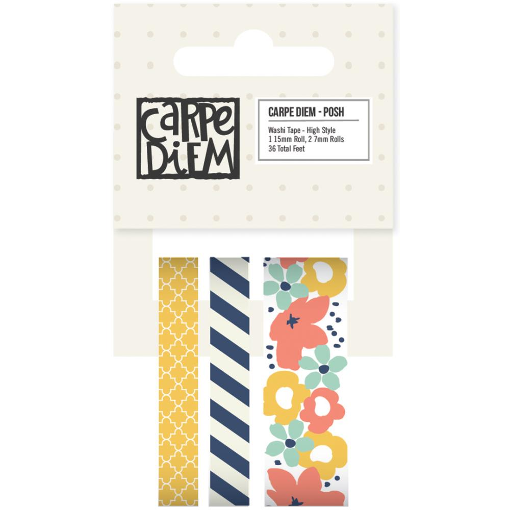 Simple Stories Carp Diem Washi Tape High Style