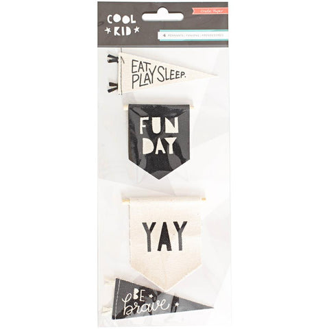 Crate Paper Cool Kid Pennants