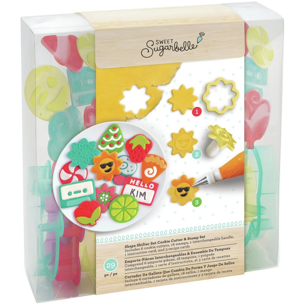 American Crafts - Sweet Sugarbelle -  Cookie Cutter Set - Scrap Of Your Life