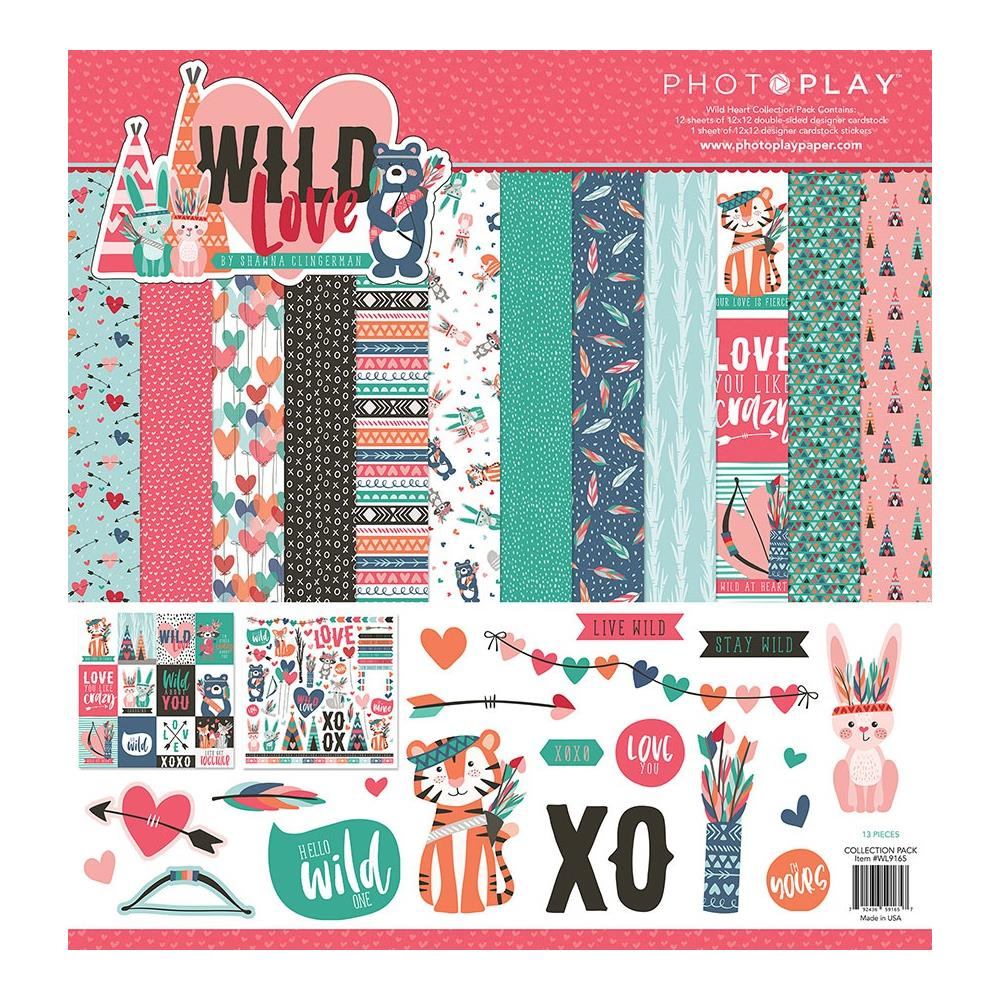 "PhotoPlay Collection Pack 12""X12"" - Scrap Of Your Life"