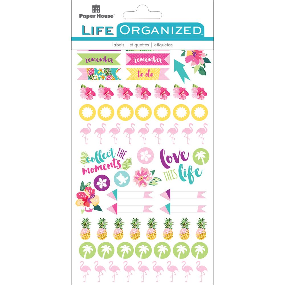 Paper House Paper Planner Stickers Embrace - Scrap Of Your Life