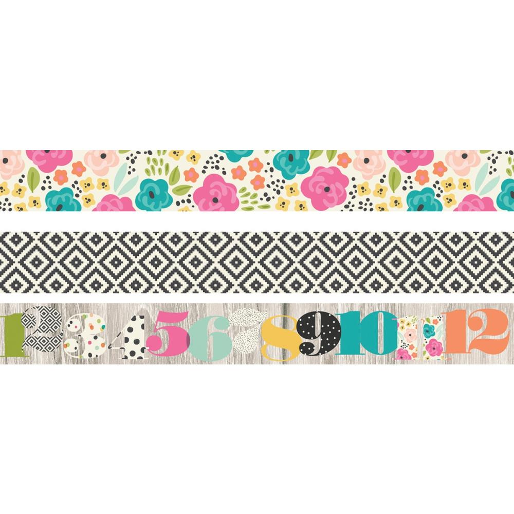 Simple Stories Carp Diem Washi Tape Good Vibes - Scrap Of Your Life