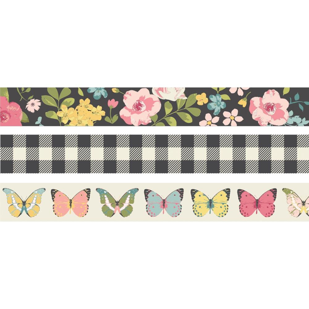 Simple Stories Carp Diem Washi Tape Hello