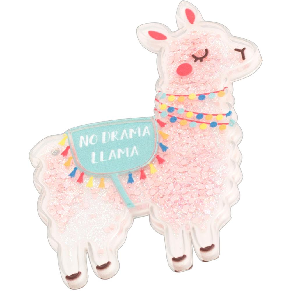 Sticko Floaty Sticker Llama - Scrap Of Your Life