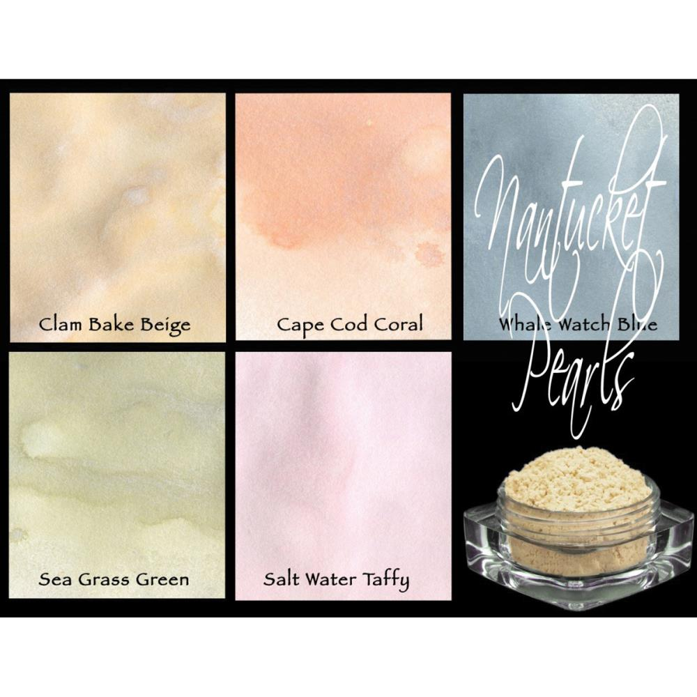 Lindy's Stamp Gang Magicals Nantucket Pearls - Scrap Of Your Life