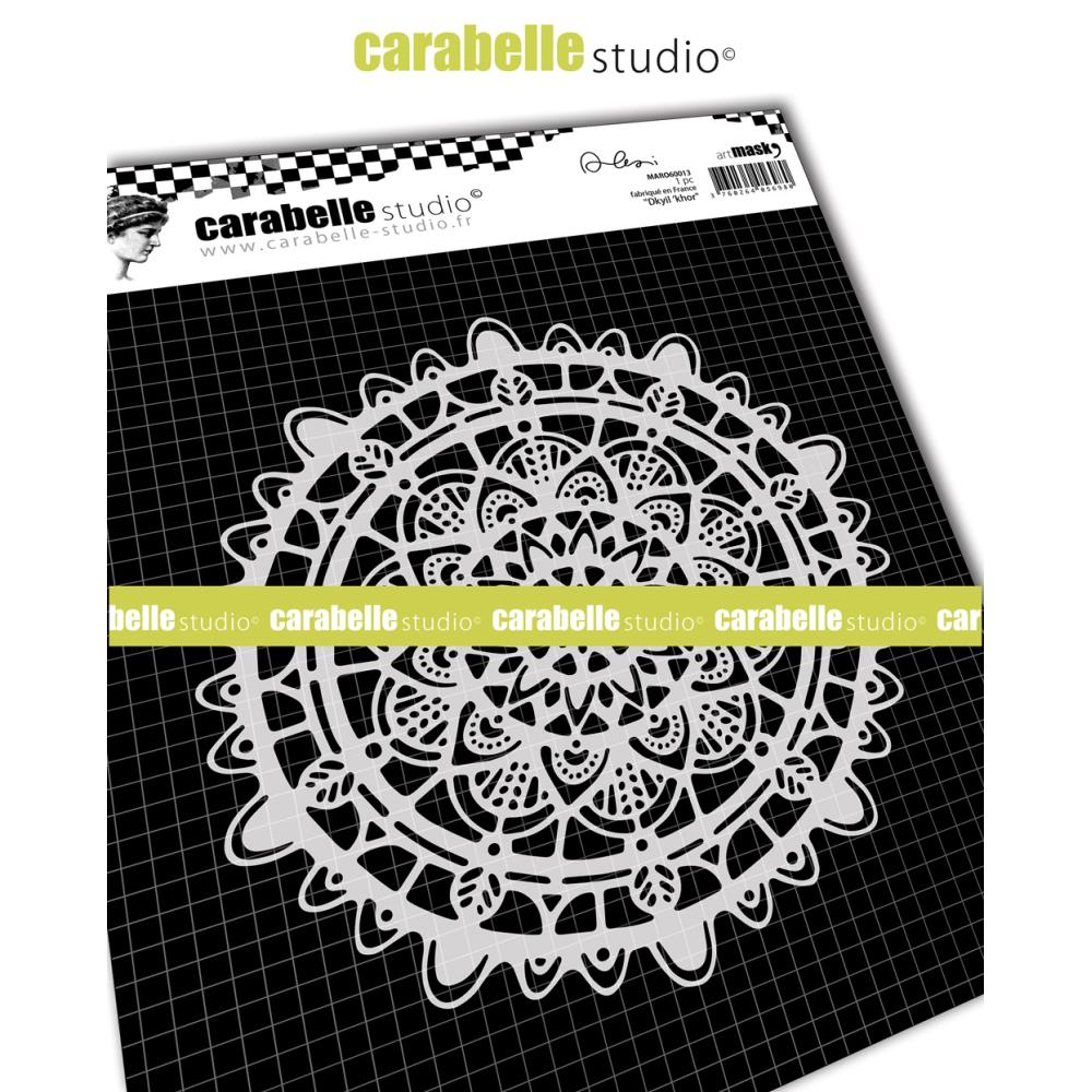 Carabelle Studio Background Template A6 By Alexi - Scrap Of Your Life