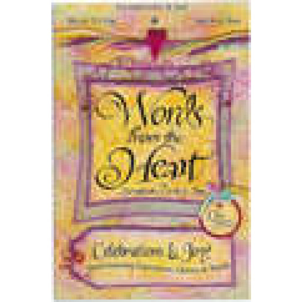 Crafty Secrets Words from the Heart Celebration and Joy - Scrap Of Your Life