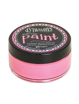 Dylusions Blendable Acrylic Paint Peony Blush - Scrap Of Your Life