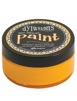 Dylusions Blendable Acrylic Paint Pure Sunshine - Scrap Of Your Life