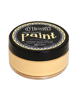 Dylusions Blendable Acrylic Paint Vanilla Custard - Scrap Of Your Life
