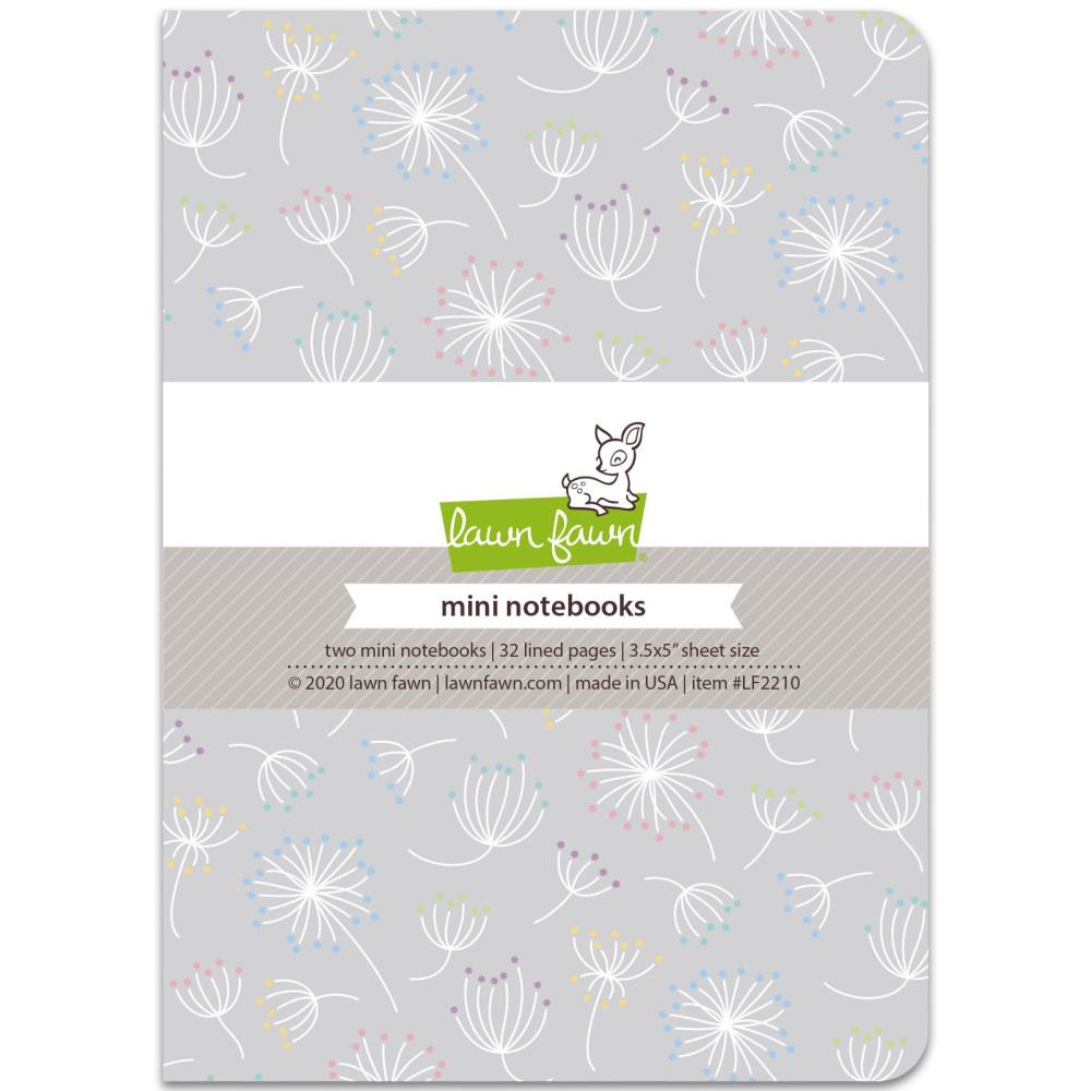 Lawn Fawn Mini Notebook - Dandy Day - Scrap Of Your Life