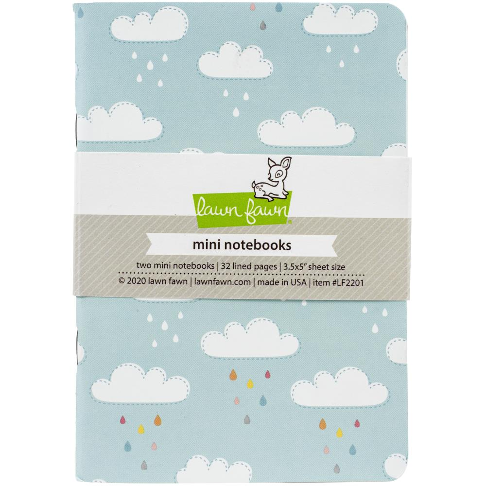 Lawn Fawn Mini Notebook - Hello Sunshine Remix - Scrap Of Your Life