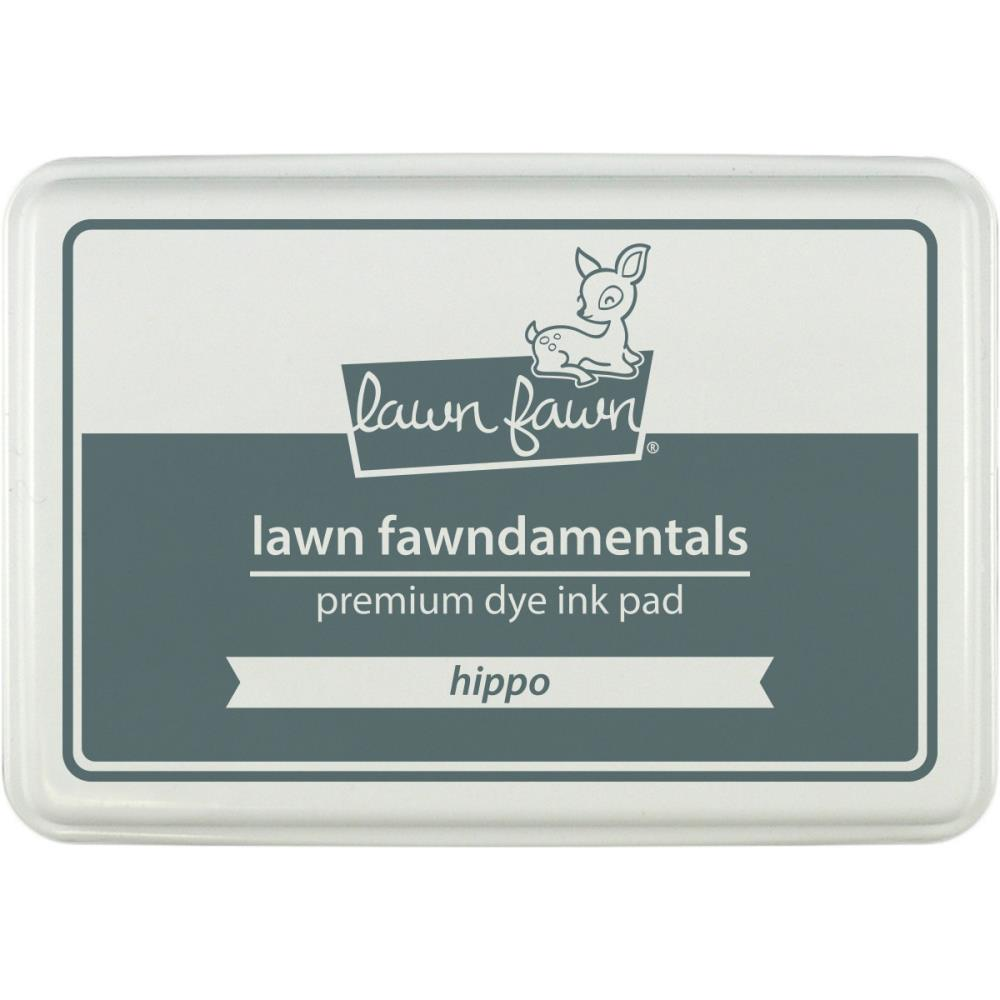 Lawn Fawn Dye Ink Pad Hippo - Scrap Of Your Life