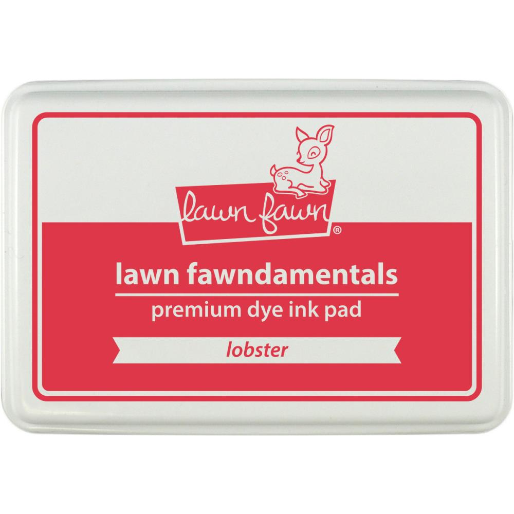 Lawn Fawn Dye Ink Pad Black Lobster