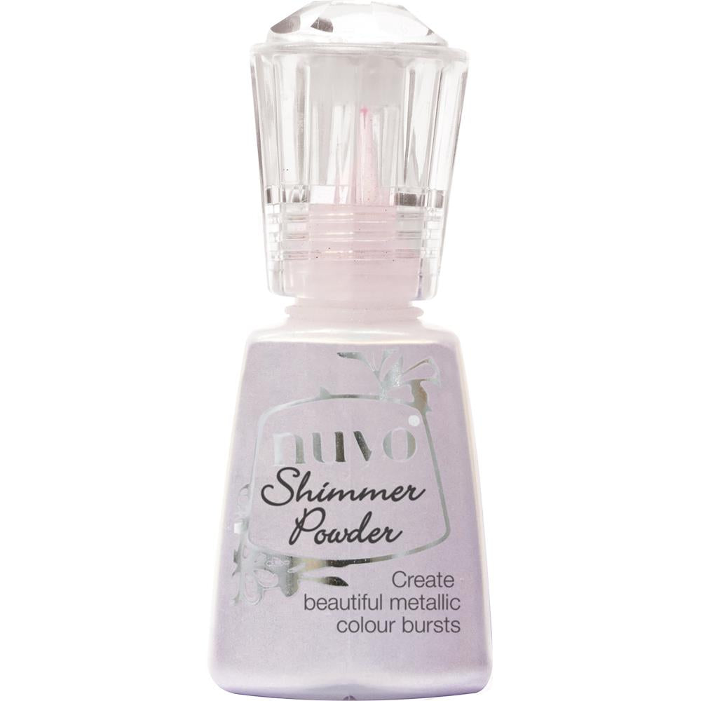 Nuvo Shimmer Powder Violet Brocade - Scrap Of Your Life