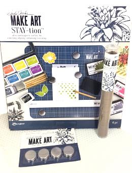 Wendy Vecchi MAKE ART Stay-tion Bundle - Scrap Of Your Life