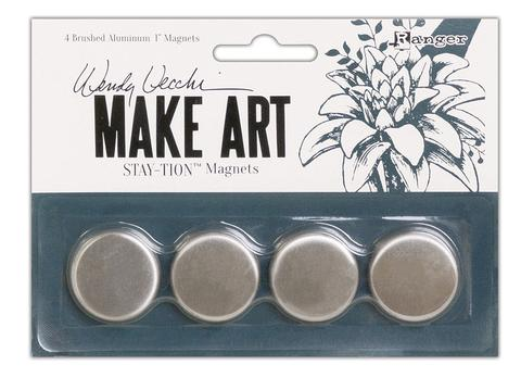 Wendy Vecchi MAKE ART Stay-tion Replacement Magnets - Scrap Of Your Life
