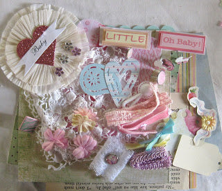 Scrap of Your  Life Mini Baby Kit - Scrap Of Your Life