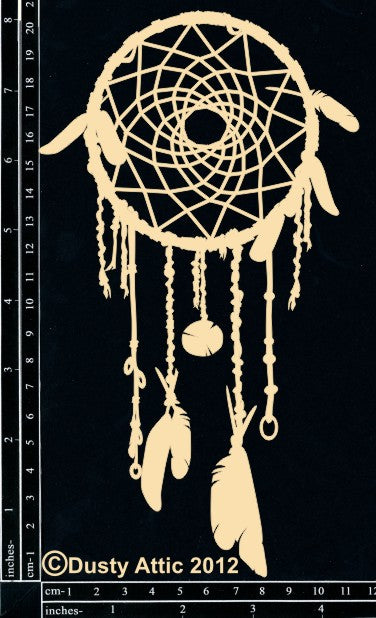 Dusty Attic Dreamcatcher #1 - Scrap Of Your Life
