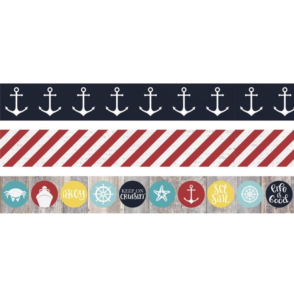 Simple Stories Cruisin' Washi Tape - Scrap Of Your Life