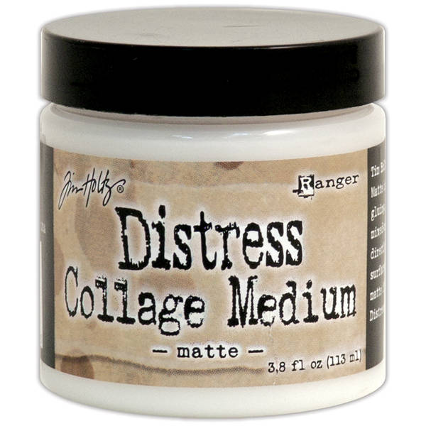 Tim Holtz Distress Collage Medium - Matte - Scrap Of Your Life