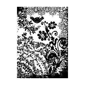 Tim Holtz Components Unmounted Rubber Stamps - Tattoo You
