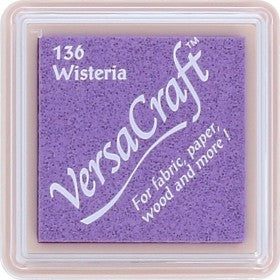 Versa Craft Mini Ink Pad - Wisteria - Scrap Of Your Life