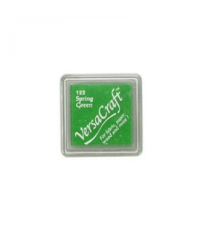 Versa Craft Mini Ink Pad - Spring Green - Scrap Of Your Life