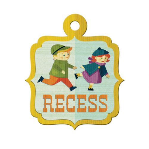 WRMK Show & Tell - Embossed Tags Recess