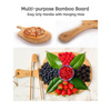 Organic Bamboo Pizza Peel | Serving Board