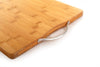 Organic Bamboo Board for Food Prep & Serving