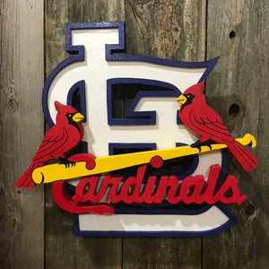St. Louis Cardinals cutout