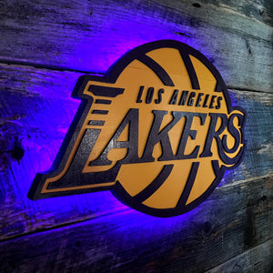 L. A. Lakers Wall Décor