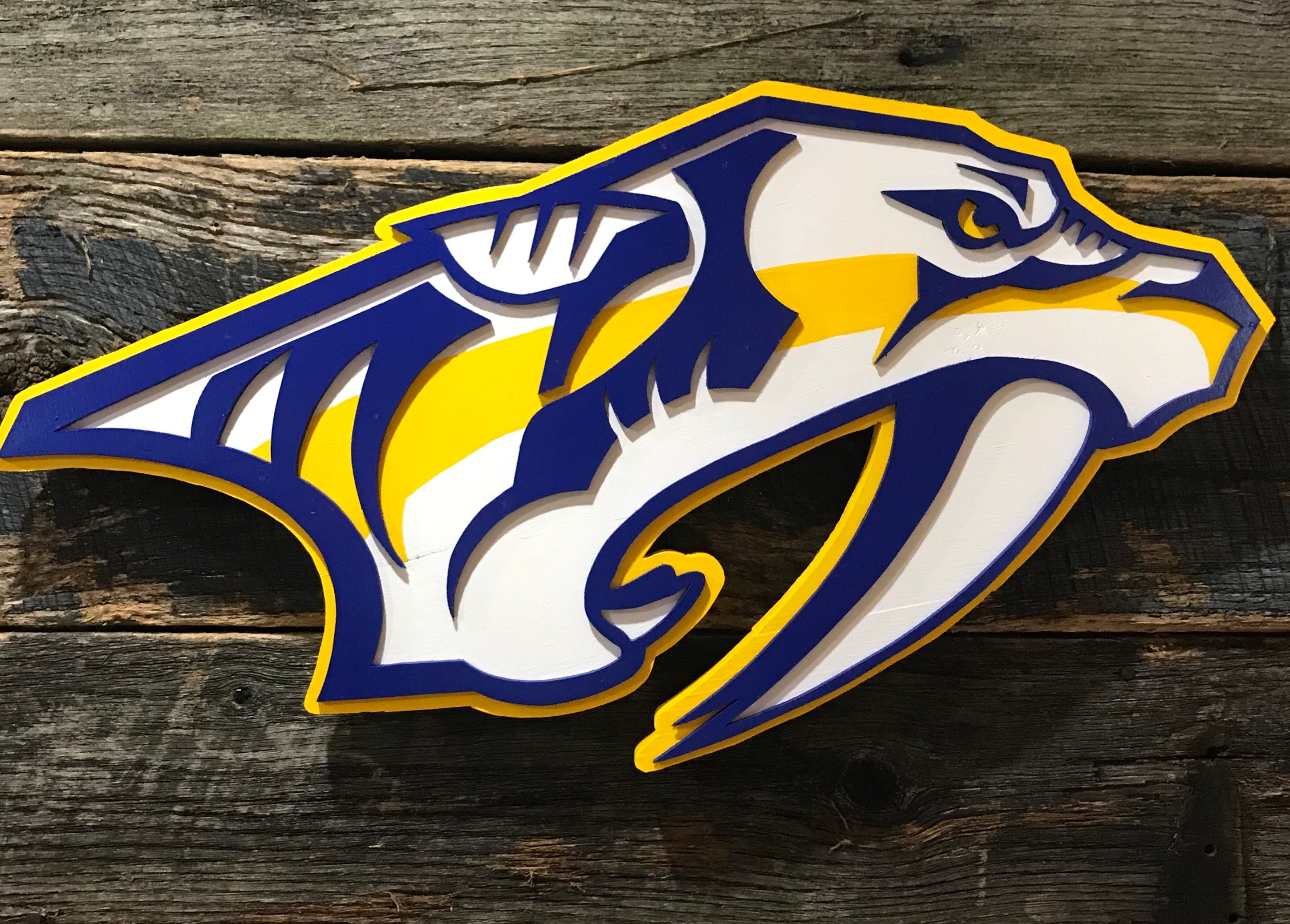 Nashville Predators Wall Décor