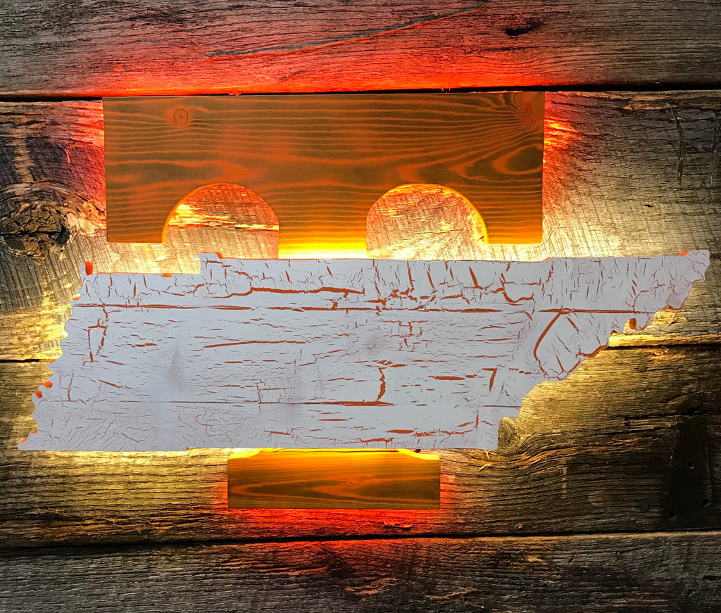 Tennessee Wall Decor