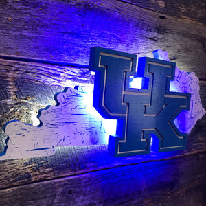 Kentucky Wall Decor