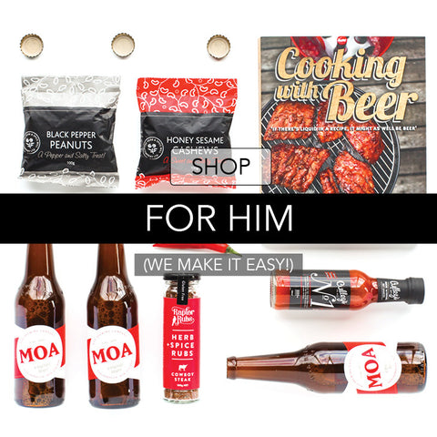 Gift Basket Ideas For Him
