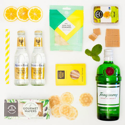 The Gin & Tonic Gift Box